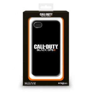 iP4 Etui CALL OF DUTY BLACK OPS 2 LOGO