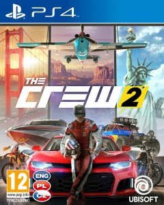 PS4 The Crew 2 PL