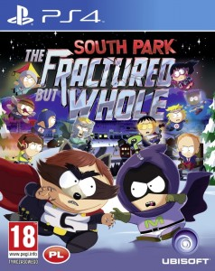 PS4 South Park The Fractured But Whole PL
