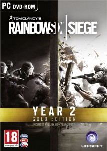 Tom Clancy's Rainbow Six Siege PL Year 2 Gold Edition
