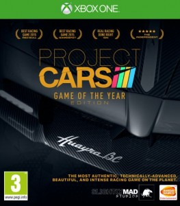 XONE Project Cars Game of The Year Edition PL