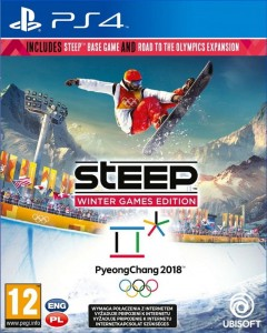 PS4 Steep PL Winter Games Edition