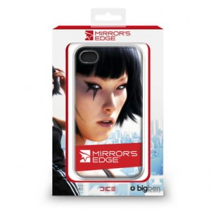 iP4 Etui MIRROR'S EDGE
