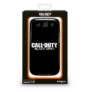 SG3 Etui CALL OF DUTY BLACK OPS 2 LOGO