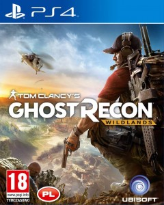 PS4 Tom Clancy's Ghost Recon Wildlands PL