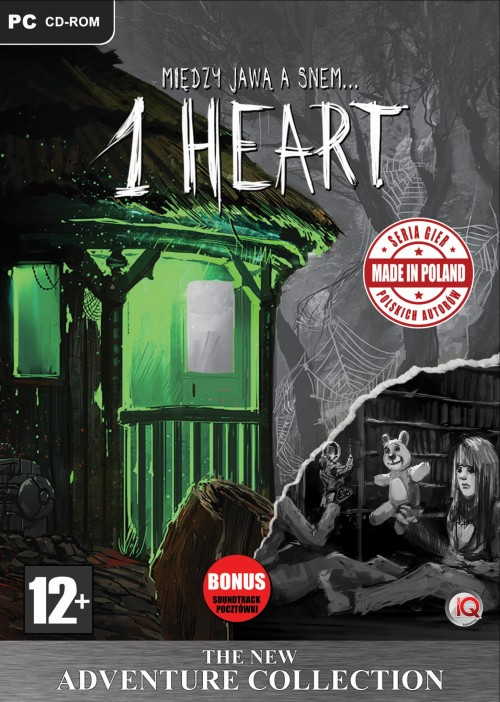 1heart, 1 heart, gra pc, gry pc, gry pc exerion, gry pc iq publishing, gry przygodowe pc, polskie gry przygodowe pc, trailer, trailer pc, gra pc trailer, 1 heart pc, 1heart pc, made in poland, seria made in poland, point and click,