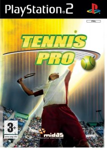 PS2 International Tennis Pro