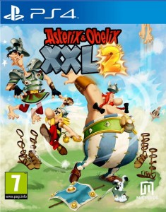 PS4 Asterix & Obelix XXL 2 Remastered PL