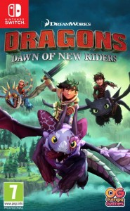 SWITCH Dragons Dawn of New Raiders
