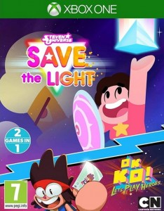 XONE Steven Universe - Save the Light & OK K.O.