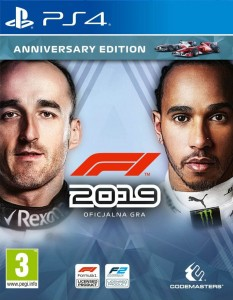 PS4 F1 2019 Aniversary Edition