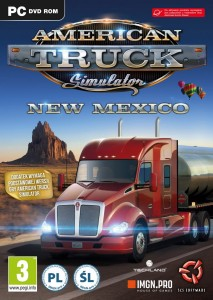 American Truck Simulator PL New Mexico DLC