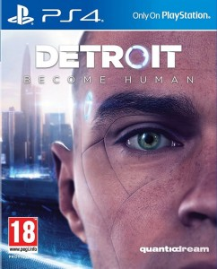 PS4 Detroit Become Human PL