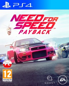 PS4 Need For Speed Payback PL