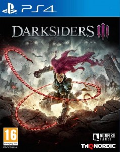 PS4 Darksiders 3 PL