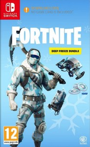 SWITCH Fortnite Deep Freeze Bundle PL