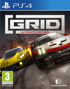 PS4 GRID Ultimate Edition PL