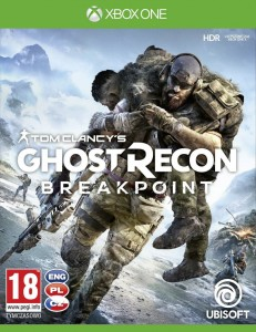 XONE Tom Clancy's Ghost Recon Breakpoint PL