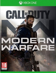 XONE Call of Duty Modern Warfare PL
