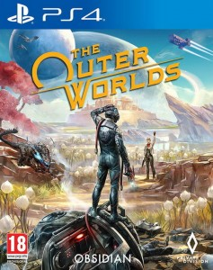 PS4 Outer Worlds PL