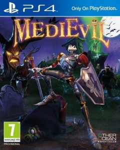 PS4 Medievil PL