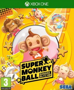 XONE Super Monkey Ball: Banana Blitz HD
