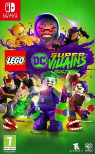 SWITCH Lego DC Super Villains Złoczyńcy PL