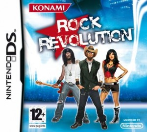 3DS Rock Revolution