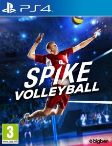 PS4 Spike Volleyball PL