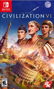 SWITCH Sid Meier's Civilization VI