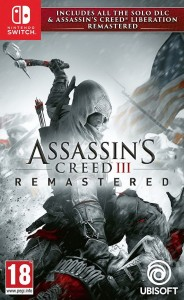 SWITCH Assassin's Creed 3 + Liberation Remastered