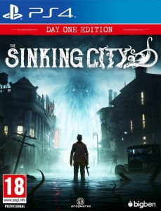 PS4 The Sinking City Day One Edition PL