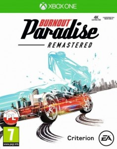 XONE Burnout Paradise Remastered PL