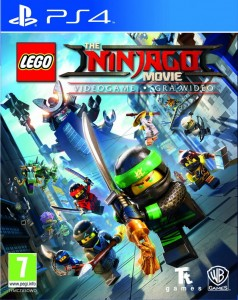 PS4 Lego Ninjago Movie Gra Video PL