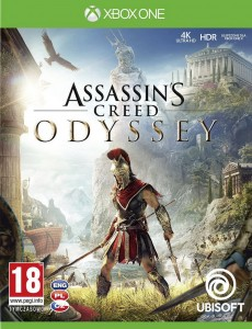XONE Assassin's Creed Odyssey PL