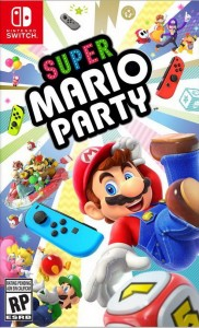 SWITCH Super Mario Party
