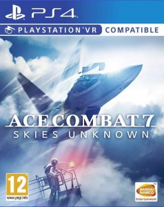 PS4 Ace Combat 7 Skies Unknown PL