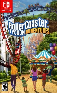 SWITCH Roller Coaster Tycoon Adventures