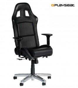 PLAYSEAT® OFFICE SEAT BLACK