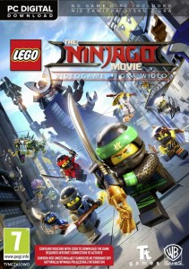Lego Ninjago Movie Gra Video PL