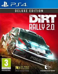 PS4 DiRT Rally 2.0 Edycja DeLuxe