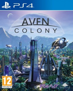 PS4 Aven Colony