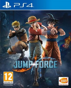 PS4 Jump Force