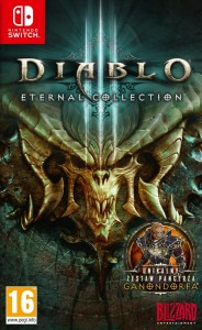 SWITCH Diablo 3 Eternal Collection PL