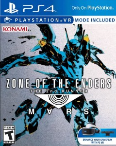 PS4 Zone of The Enders the 2nd Runner