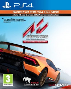 PS4 Assetto Corsa Ultimate Edition PL
