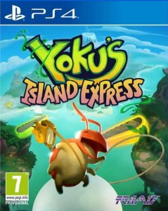 PS4 Yoku's Island Express