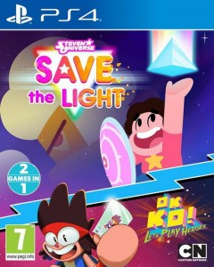 PS4 Steven Universe - Save the Light & OK K.O.