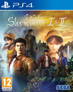 PS4 Shenmue I & II