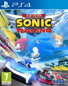 PS4 Team Sonic Racing PL